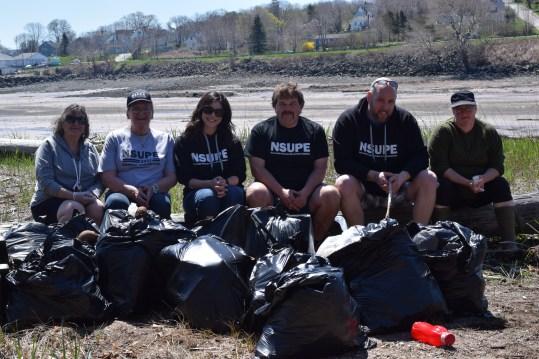 Digby Beach Sweep 11