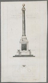 Proposed Soldiers Memorial Paddington. Digital ID NRS18195_000004b