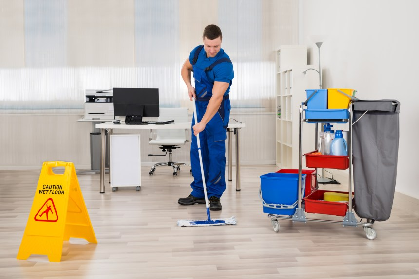 Choosing the right commercial cleaning services for your business