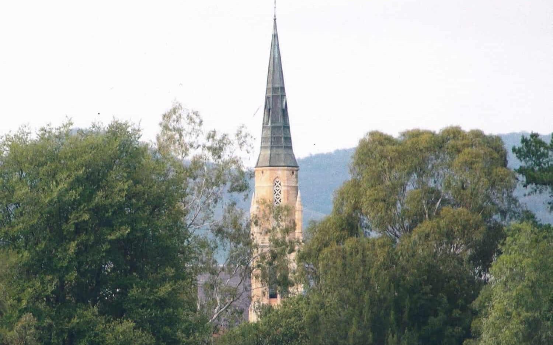 Mudgee Church View