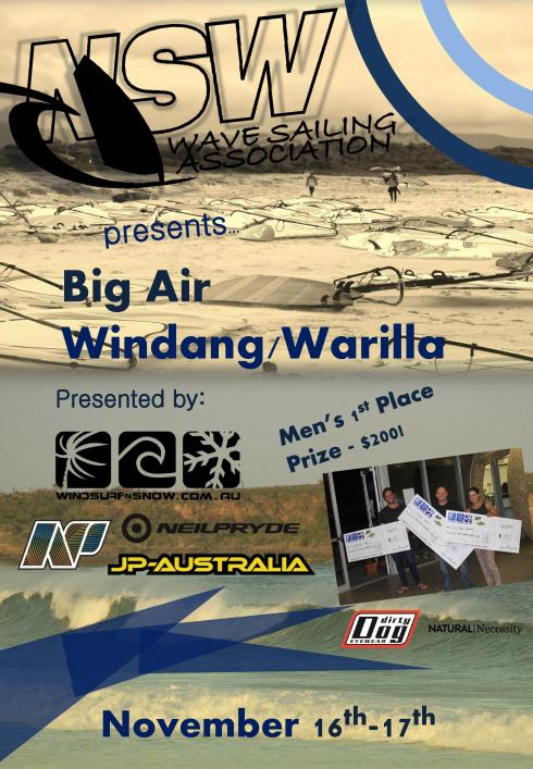 Event 2 Poster - Windang