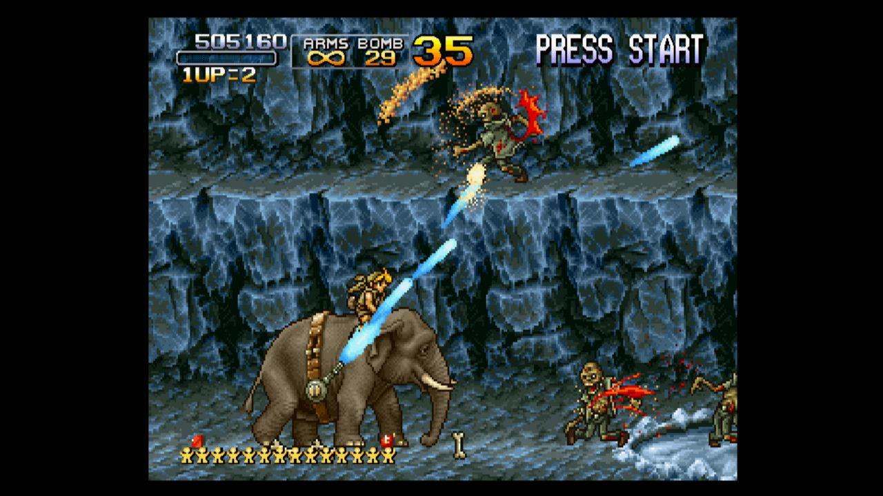 METAL SLUG 3 On PS3 Official PlayStationStore Indonesia