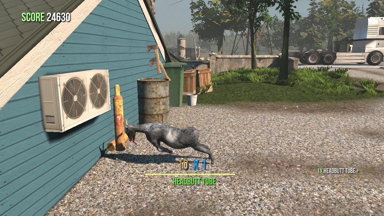 Goat Simulator On PS3 Official PlayStationStore US