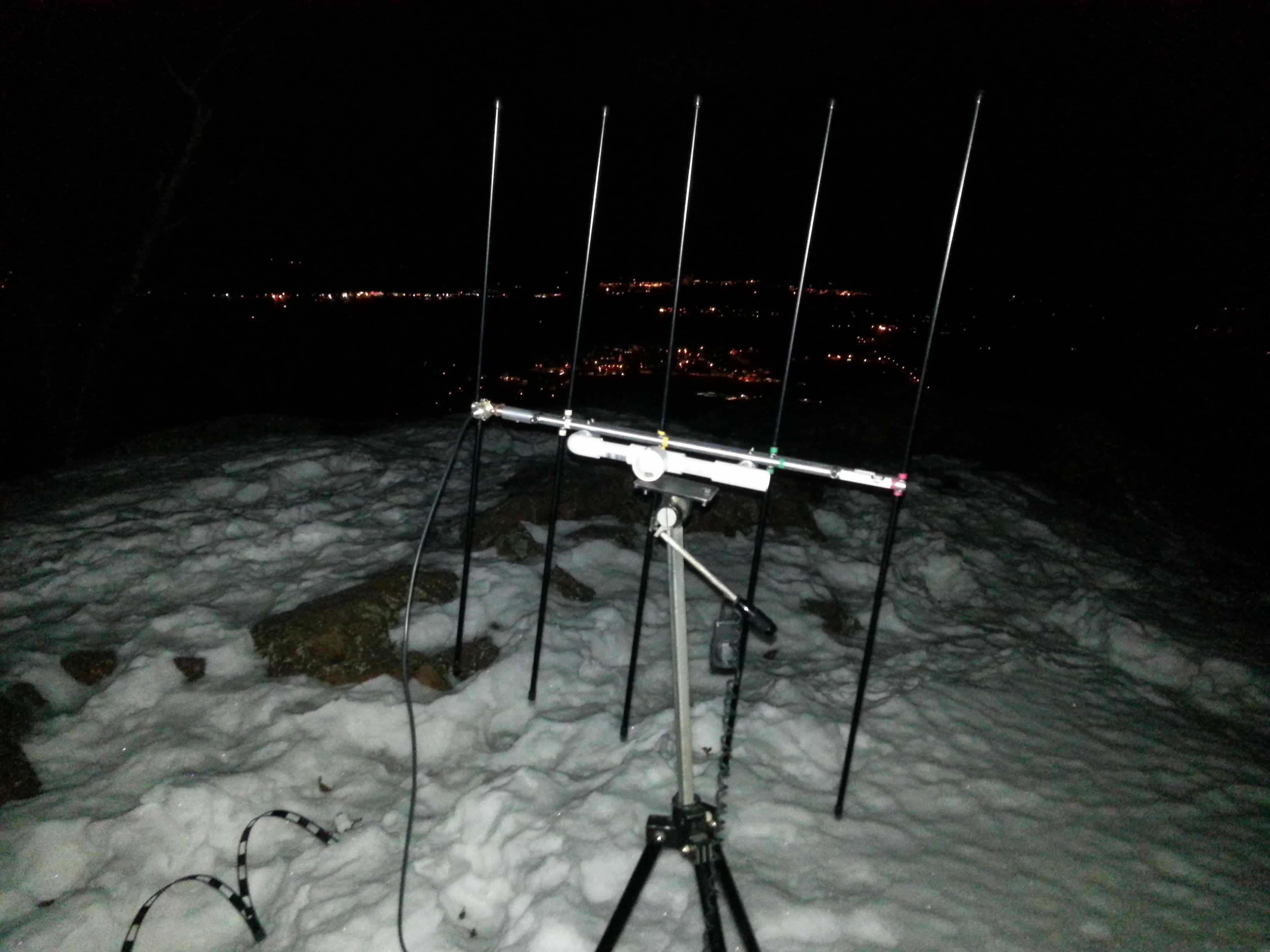 Antenna Reviews: Arrow Satellite II Vs  Elk Log Periodic - NT1K