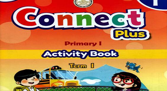 كونكت بلس Activity Book أولى ابتدائي