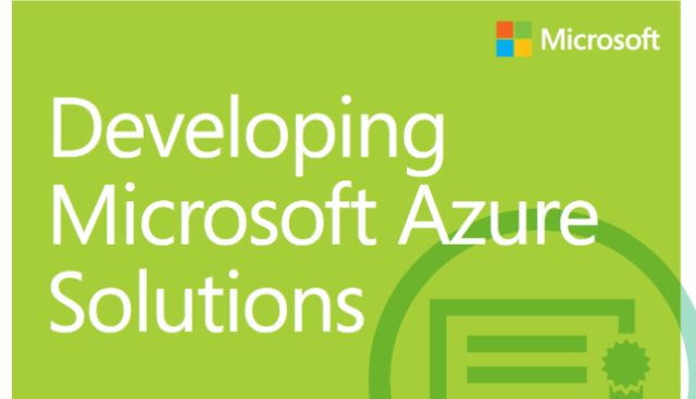Developing-azure-solutions