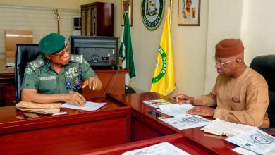 Photo of Photo News: New Ogun CP Visits Governor Abiodun