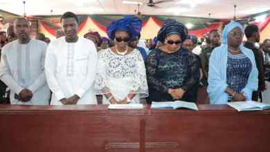 Photo of Abiodun pours encomium on late OGBC Boss, describes him as exemplary