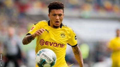 Photo of Jadon Sancho: Borussia Dortmund set deal deadline for Man Utd target
