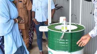 Photo of COVID-19: NSE Abeokuta Donates Handwash Machine to OGSG
