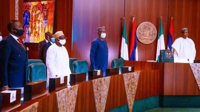 Photo of Despite COVID-19, We've been able to avert Food Crisis – Buhari