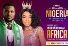 Photo of 32 contestants qualify for Mr/Miss Nigeria International Pageant