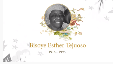 Photo of Video – Iyalode Bisoye Esther Tejuoso: 24years on…your memories and Impact still fresh in our hearts