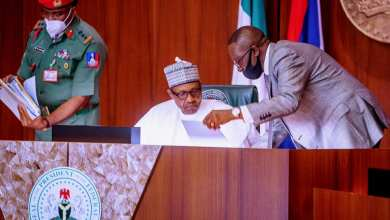 Photo of Buhari Presides Over National Security Council