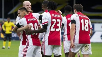 Photo of Ajax hammer VVV-Venlo in record 13-0 win