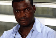 Photo of Eguavoen named NFF Technical Director