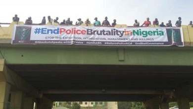 Photo of Thousands Stranded As #EndSARS Protests Continue In Ogun