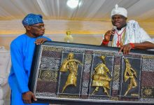 Photo of Obasanjo contributed to my emergence as Ooni of Ife, says Oba Ogunwusi