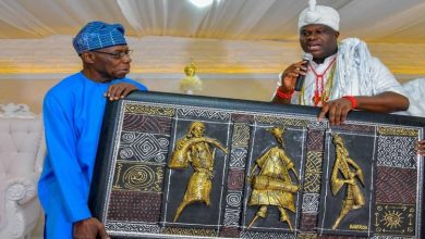 Photo of Ooni of Ife, Oba Adeyeye Ogunwusi has added value to tradition, culture, says Obasanjo