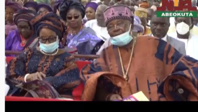 Photo of Video: Thanksgiving Service For The Coronation Anniversary Of Alake Of Egbaland