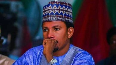 Photo of Senator Abbo defects to APC