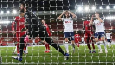 Photo of EPL: Firmino's late winner sends Liverpool clear of Spurs at top