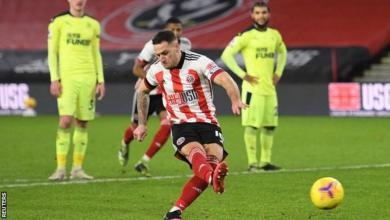 Photo of EPL: Sheffield United gain first league win of season in 18th game