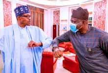 Photo of Oyo Govt Demands For More Mobile Police Squadrons As Makinde, Akeredolu, Ooni Meet Buhari Over Insecurity