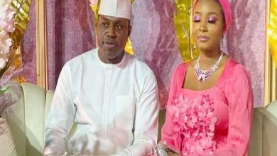 Photo of Dimeji Bankole weds Kebbi governor's stepdaughter in low-key ceremony