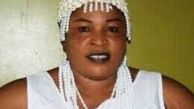 Photo of Oga Bello, Jide Kosoko pay tribute as Orisabunmi dies four months after Jimoh Aliu