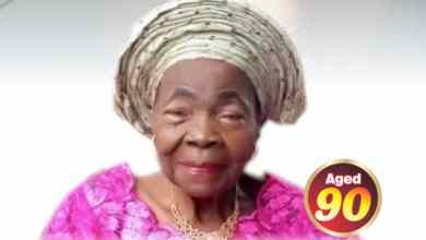 Photo of Celebration of Life: Mama Sadiat Abeke Erogbogbo