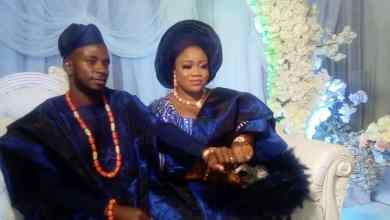 Photo of Photo News: Nurat Funmilayo Weds Abdulbasit Olanrewaju