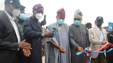 Photo of Sanwo-Olu Flags Off Seven-Storey, 150-Bed New Massey Children Hospital