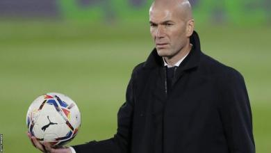 Photo of Zinedine Zidane leaves Real Madrid for second time as manager