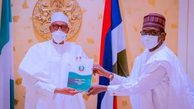 Photo of Our Party is back to life, Says President Buhari, Congratulates APC Caretaker Committee on Job Well done