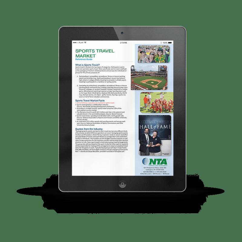 Sports Travel Market | NTA | Article