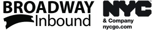 Broadway Luncheon Logos | Broadway Inbound | NYC & Company