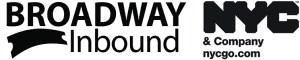 Broadway Luncheon Logos | Broadway Inbound | NYC & Company