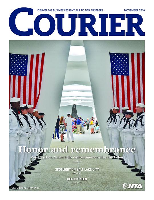 November 16 Courier