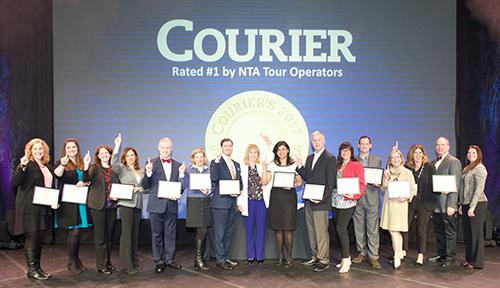 2017 Courier Distinguished Dozen