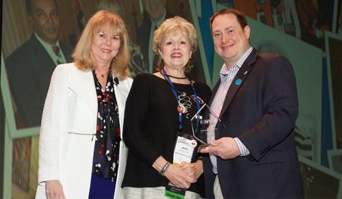 Patti Culp, 2017 Volunteer of the Year