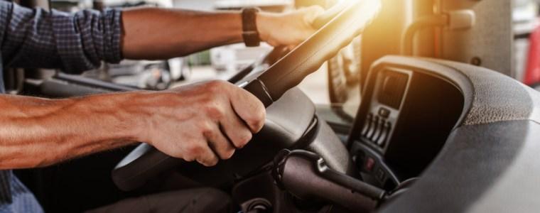 18 Wheeler Steering Wheel