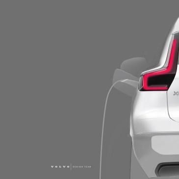 Δείτε Live την παρουσίαση του καινούργιου Volvo XC40 full electric (link)