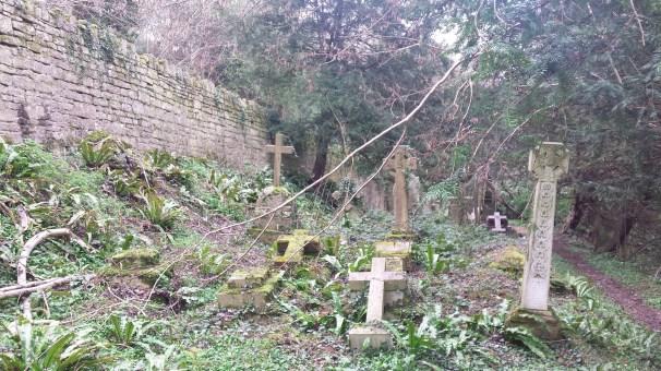 Smallcombe cemetery.