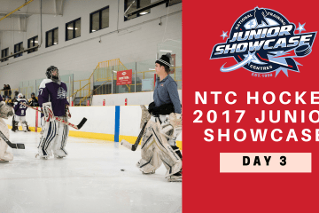 NTC Hockey 2017 Junior Showcase, Day 3