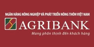 Logo ngân hàng Agribank trên NTCServices