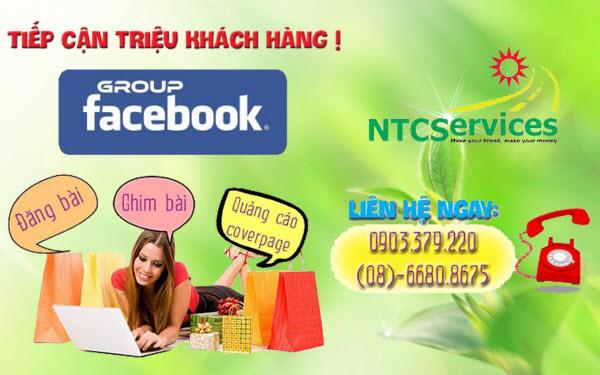 Dịch vụ Tăng Like Fanpage và Seeding Post trên Facebook
