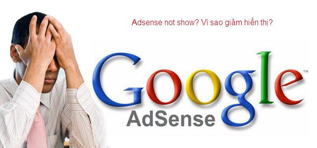 Quảng cáo Adsense giảm hiển thị, Publishers Việt lao đao
