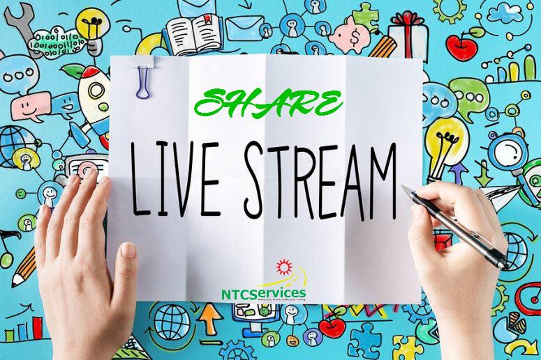 Dịch vụ chia sẻ Livestream tự nhiên vào nhóm Facebook chục triệu thành viên