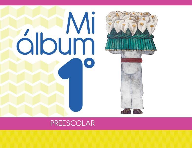Mi álbum 1 preescolar